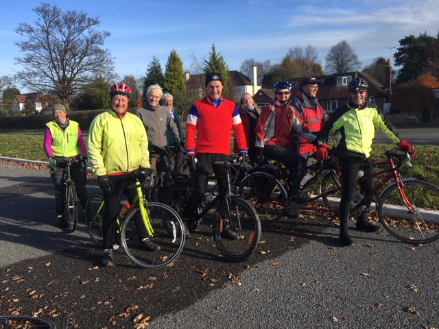 Cheshire Cats Cycling Group